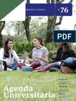 Agenda Universitaria - Marzo 2019