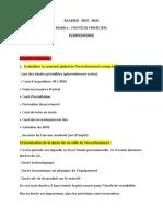 Examen Mus Mge Strategie Finan