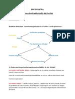 Exam Audit Et Controle de Gestion