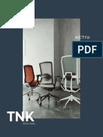 Sillas Oficina Tnk 500 Catalogo