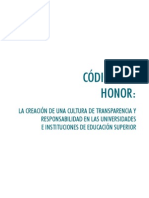 Codigo de honor