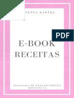 E-book Lanches