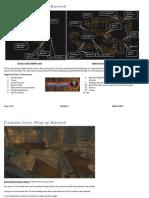 Filgogan Caves Map