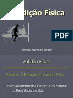 5 - CONDICIONAMENTO FÍSICO