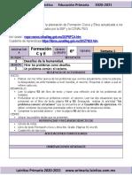 Marzo - 6to Grado Formación C y E (2020-2021)