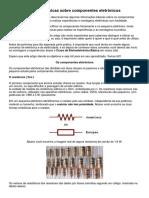 Nocoes Basicas de Componentes Eletronicos.