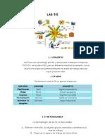 INFORME GRUPO 2 ESTRATEGIA DE LAS 5S