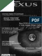 Nexus 38 - Mai Juin 2005 - HAARP Vaccination OVNI Himalaya (Complet)