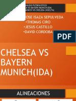 Analisis Chelsea vs Bayern Munich