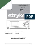 Fonte de Luz L9000 - Manual do Usuário