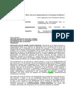 PROYECTO DE DECLARACIÓN DE PROCEDENCIA TAMAULIPAS V1