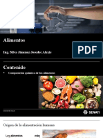 Sesión 1 Alimentos composición química de los alimentos
