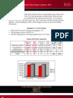 Higgins Group Bridgeport, CT Home Sales Report January 2011