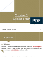 1. Droit Cambiaire - BAO