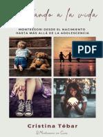 Montessori en casa - Ayudando a la vida