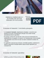Empresas, Empresarios y Economía Del Sector Primario