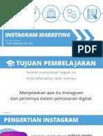 Pengenalan Instagram Marketing