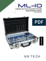 UNIDADE DE COMUNICAÇÃO PORTÁTIL - ML10
