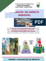 I EVALUACION DE IMPACTO AMBIENTAL