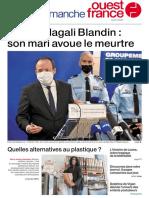 Ouest-France Édition France – 21 mars 2021