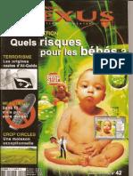 Nexus 42 - Jan.fev.2006 - Vaccination (Complet)
