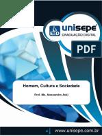 Homem Cultura e Sociedade Completo - Pronto Com FIcha Catalográfica
