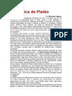 A Estética de Platão