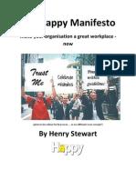 Happy Manifesto