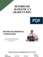 Metodo de Gramatica y Traduccion