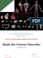 musée scientifique