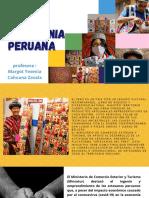 La Artesania Peruana