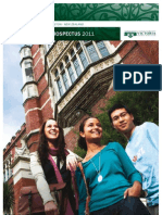 International Prospectus 2011
