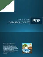 Desarrollo Sustentable Unidad 2.5