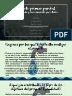 Agua Limpia y Saniamiento Para Todos Proyecto