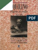 Aquilino Ribeiro - Páginas do exílio - volume 2 (1927-1930)-Vega