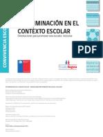 Discriminacionenelespacioescolar (MINEDUC)