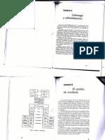 Liderazgo, Cambio de coducta, Técnicas del D.O