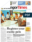 Selangor Times 4 March 2011