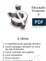 palestra-educaofinanceira-uniderp9-9-9-100823160710-phpapp01