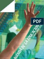 Agenda de la educación 2009-2010