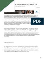 Jorge Luis Borges rompecabezas para el siglo XXI