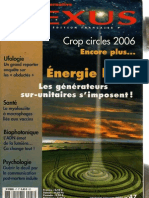 Nexus 47 - Nov Dec 2006 - Crop Circles, Abductés, Energie Libre (complet)