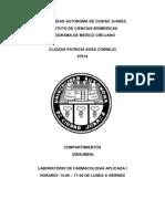 COMPARTIMIENTOS (resumen Lab)