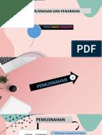 Ppt.4_pemusnahan Dan Penarikan_rona Panca p - Copy