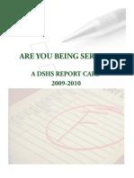 CSO Report Card