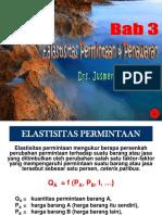3. ELATISITAS