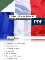Sites Culturels Français