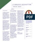 March '11 Newsletter
