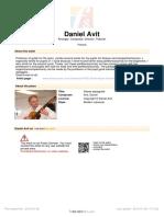 [Free Scores.com] Avit Daniel Danse Espagnole 73548