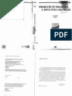 Alfonsi, Orsi - Problemi di Idraulica e Meccanica dei Fluidi